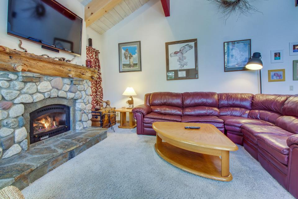 Val D'Isere 45 - Mammoth Lakes Vacation Rental - Photo 3