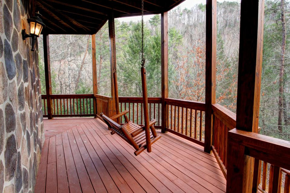 Mystic Falls Lodge - Sevierville Vacation Rental - Photo 29
