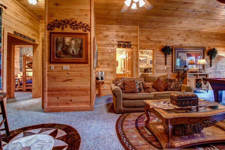 Mystic Falls Lodge - Sevierville Vacation Rental - Photo 56