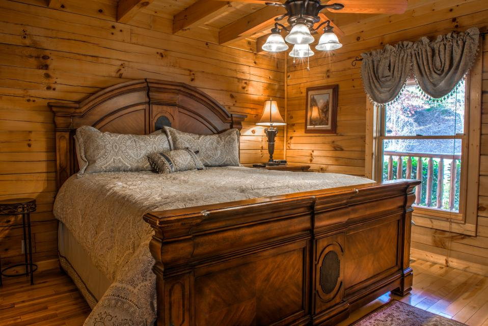Touch of Elegance  - Sevierville Vacation Rental - Photo 13