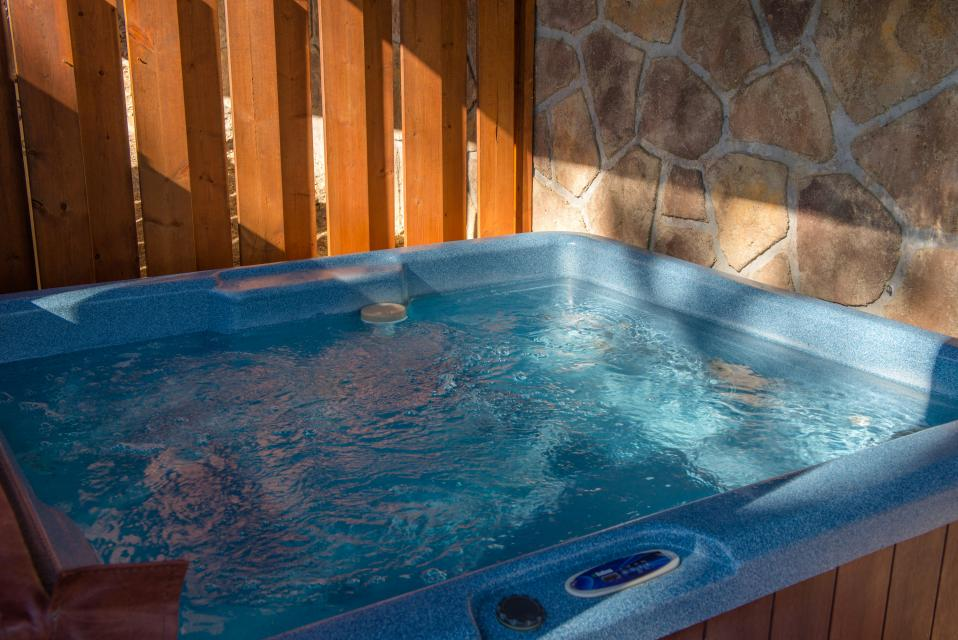 Touch of Elegance  - Sevierville Vacation Rental - Photo 27
