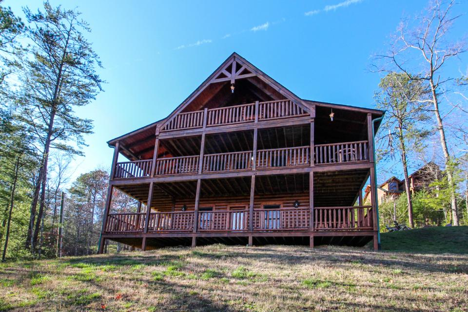 Touch of Elegance  - Sevierville Vacation Rental - Photo 31