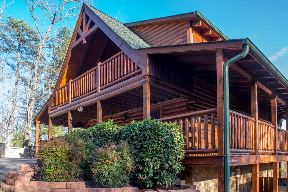 Touch of Elegance  - Sevierville Vacation Rental - Photo 33