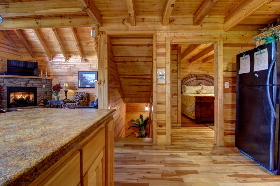 Touch of Elegance  - Sevierville Vacation Rental - Photo 38
