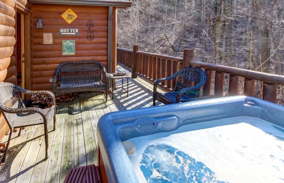 Foxfire Cove  - Sevierville Vacation Rental - Photo 34