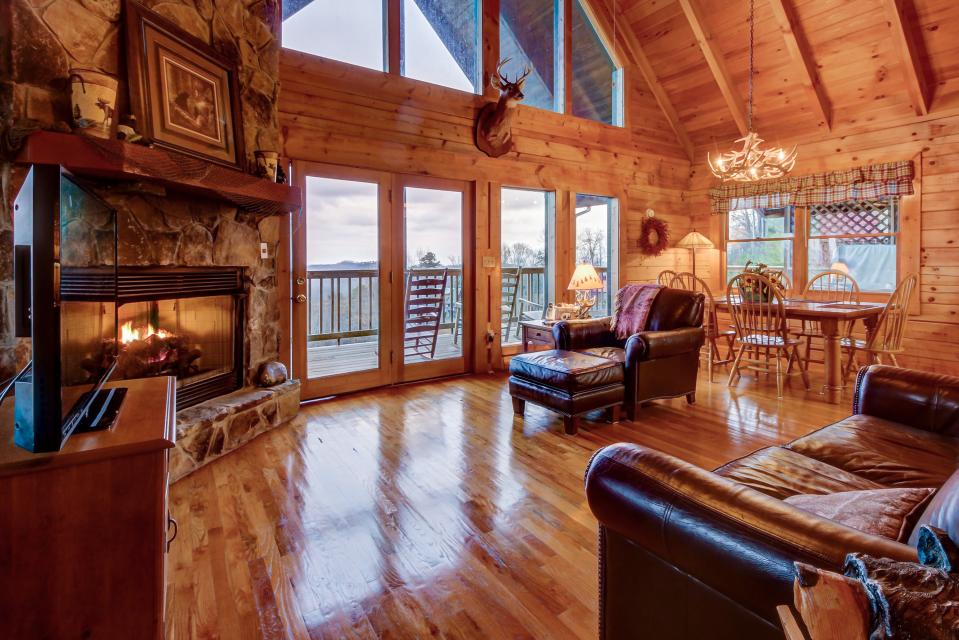 A Point of View Cabin - Sevierville Vacation Rental - Photo 4