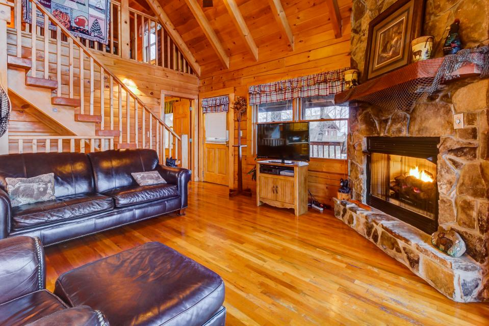 A Point of View Cabin - Sevierville - Take a Virtual Tour