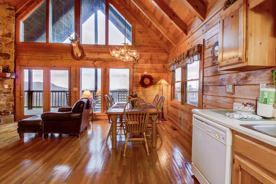 A Point of View Cabin - Sevierville Vacation Rental - Photo 1
