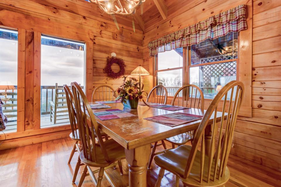 A Point of View Cabin - Sevierville Vacation Rental - Photo 3