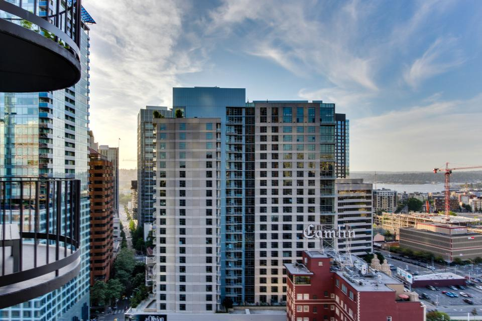 The best of downtown seattle 2 bd vacation rental in for 7 salon downtown seattle