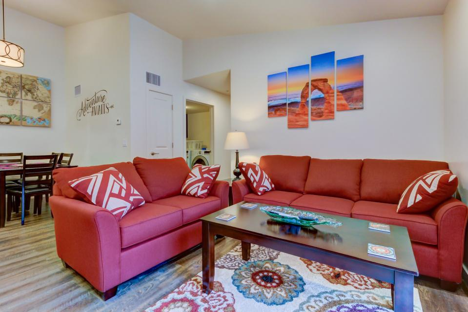 Red Cliff 5L - Moab Vacation Rental - Photo 3