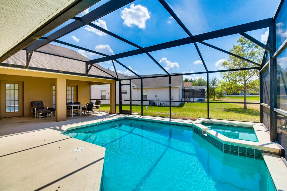 Turtle Paradise - Clermont Vacation Rental - Photo 3