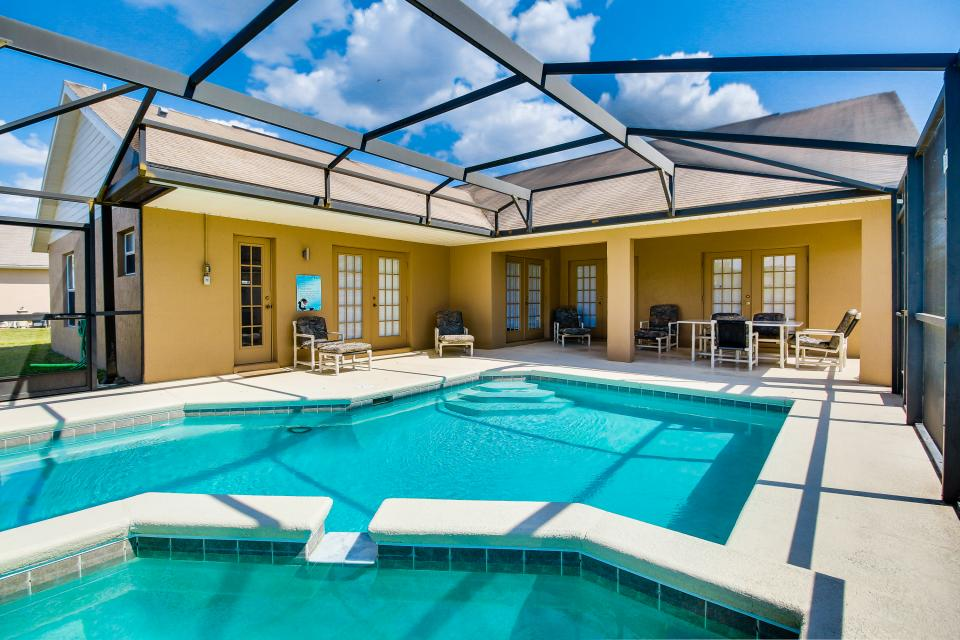Turtle Paradise - Clermont Vacation Rental - Photo 2