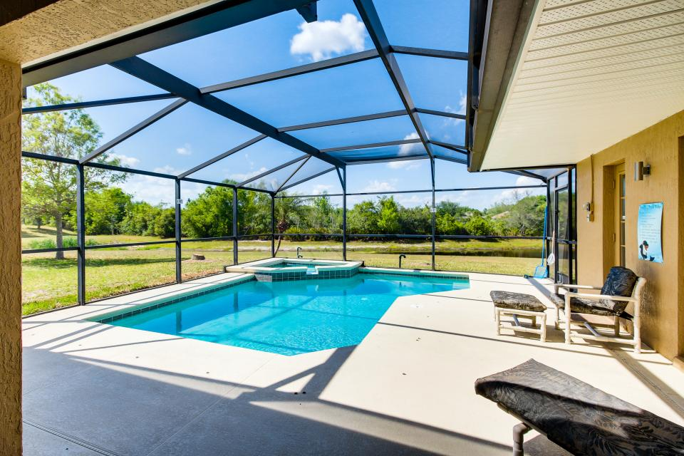 Turtle Paradise - Clermont Vacation Rental - Photo 44