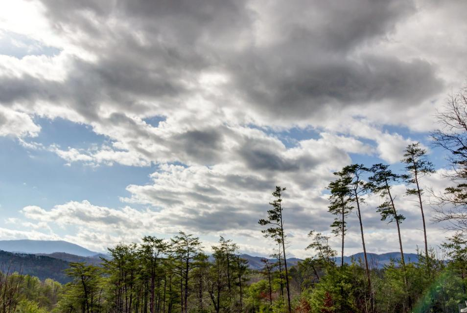 Awesome View Cabin - Sevierville Vacation Rental - Photo 1
