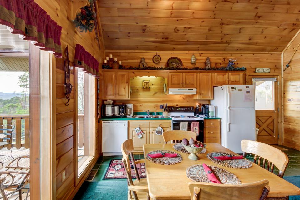 Awesome View Cabin - Sevierville Vacation Rental - Photo 7