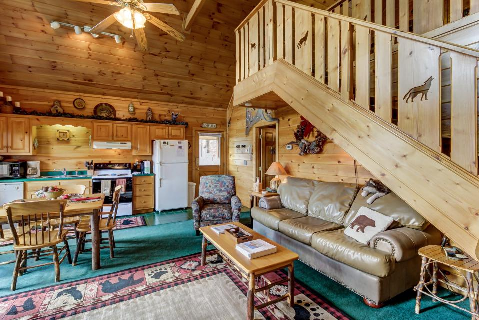 Awesome View Cabin - Sevierville Vacation Rental - Photo 10