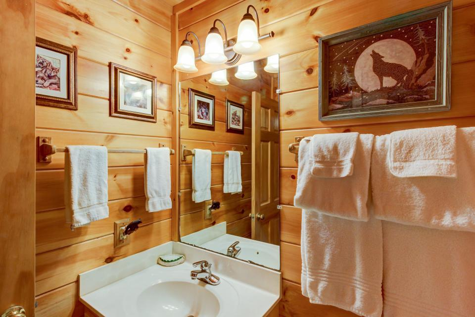 Awesome View Cabin - Sevierville Vacation Rental - Photo 20