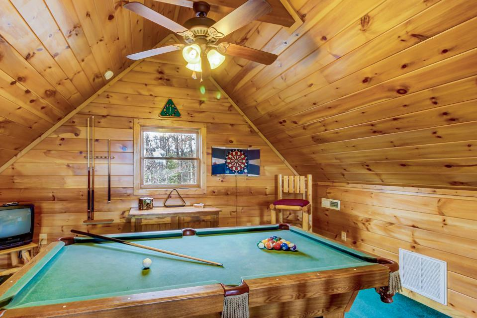 Awesome View Cabin - Sevierville Vacation Rental - Photo 26