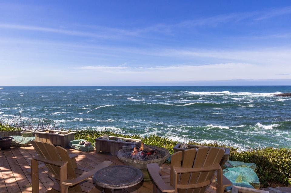 Ocean Garden Suite - Depoe Bay Vacation Rental - Photo 26