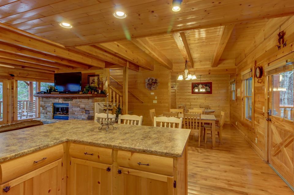 Mountain Escape  - Sevierville Vacation Rental - Photo 12