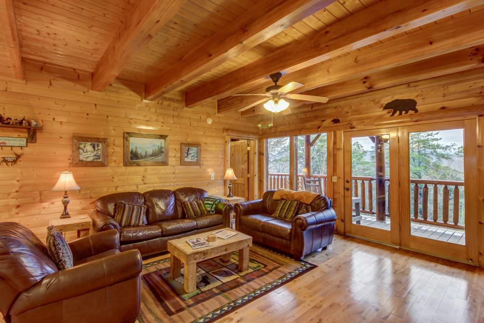 Mountain Escape  - Sevierville Vacation Rental - Photo 6