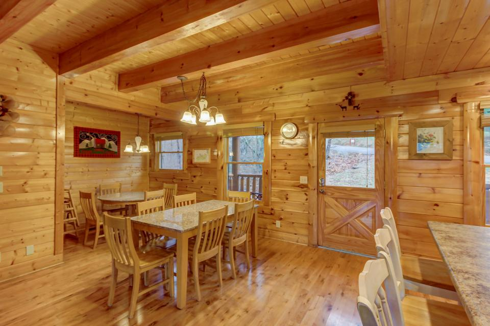 Mountain Escape  - Sevierville Vacation Rental - Photo 7