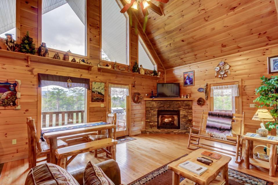 An Indian Dream Cabin - Sevierville Vacation Rental - Photo 4