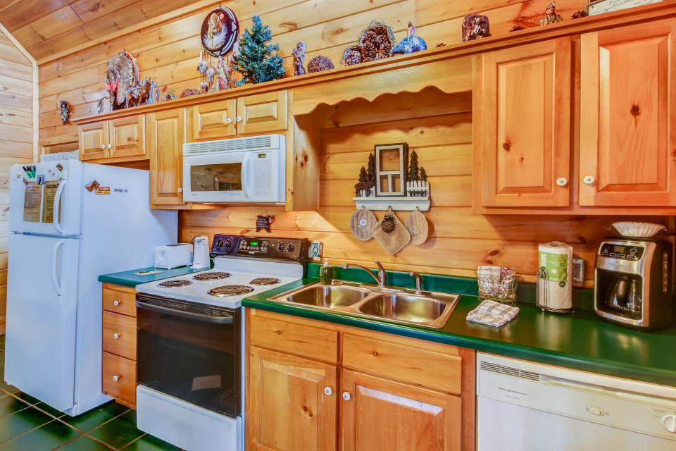An Indian Dream Cabin - Sevierville Vacation Rental - Photo 7