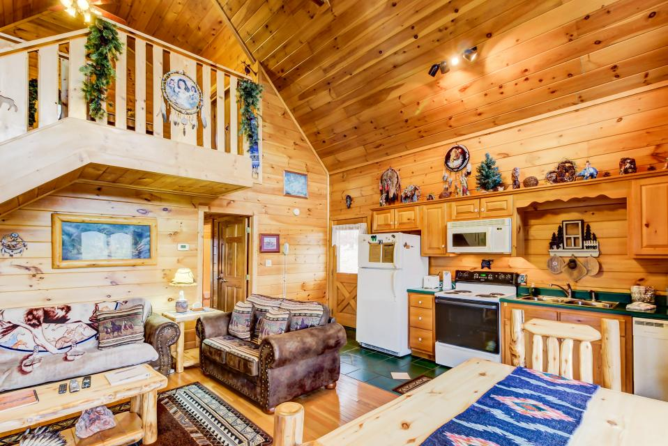 An Indian Dream Cabin - Sevierville Vacation Rental - Photo 6