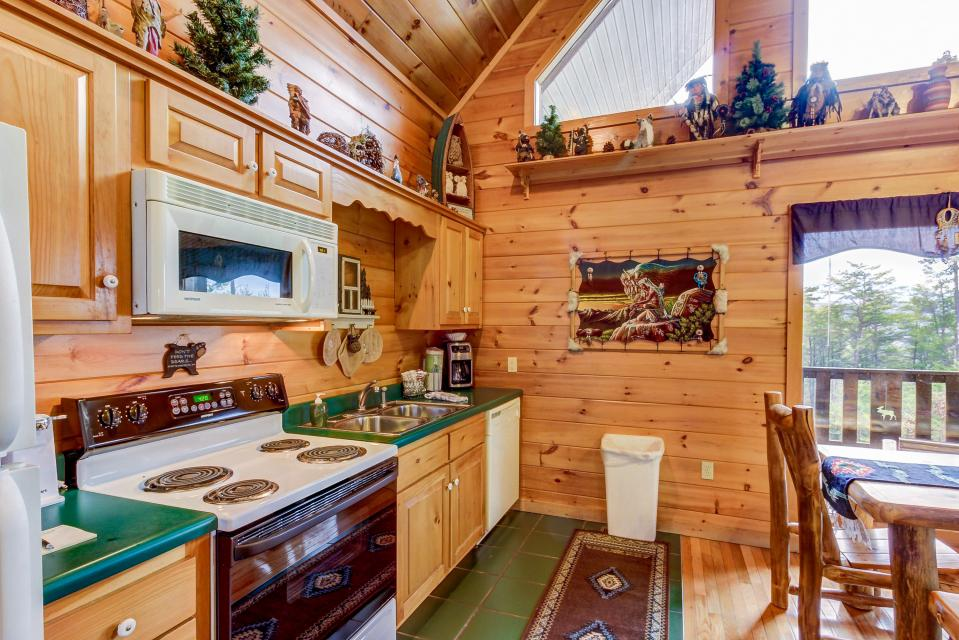 An Indian Dream Cabin - Sevierville Vacation Rental - Photo 8