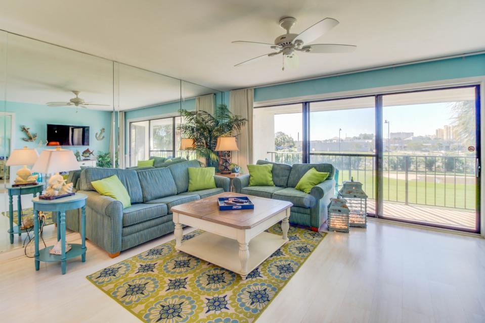 Edgewater Golf Villa 1209 - Panama City Beach Vacation Rental - Photo 1
