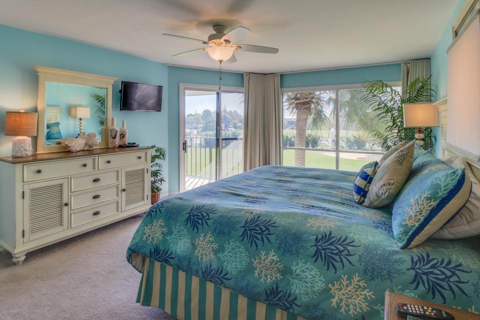 Edgewater Golf Villa 1209 - Panama City Beach Vacation Rental - Photo 14