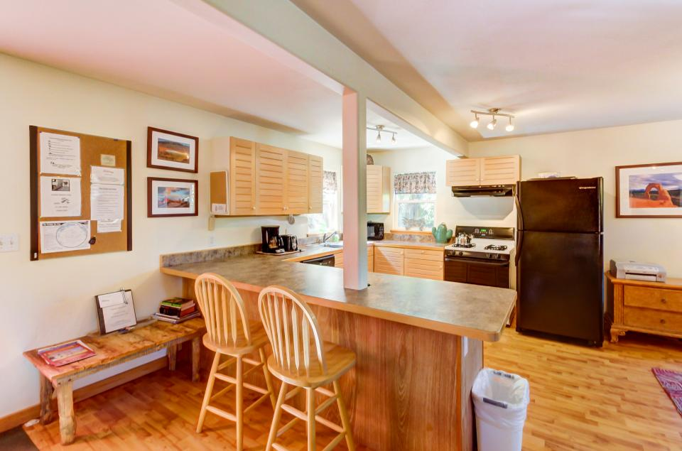 Cottonwood Cottage - Moab Vacation Rental - Photo 15