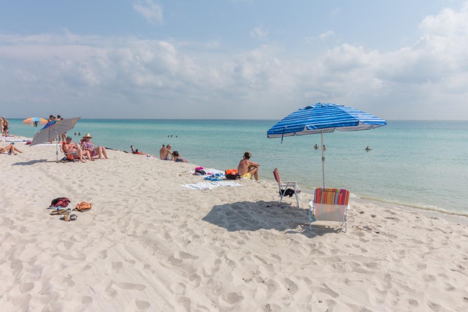 Castle Beach: Pavillon 1 Condo - Miami Beach Vacation Rental - Photo 19