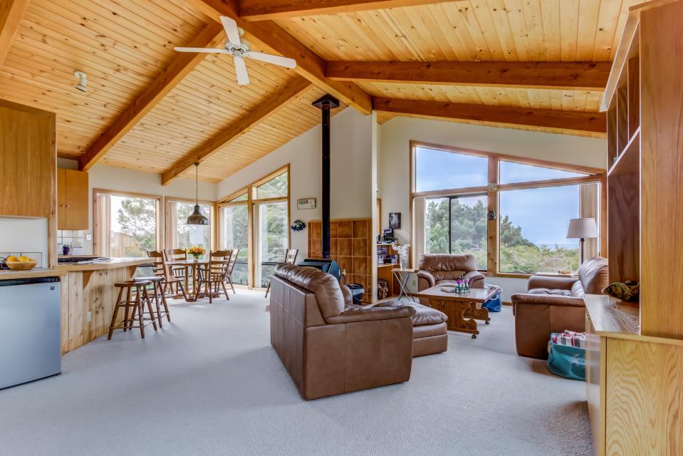 Casa Contenta - Sea Ranch Vacation Rental - Photo 5