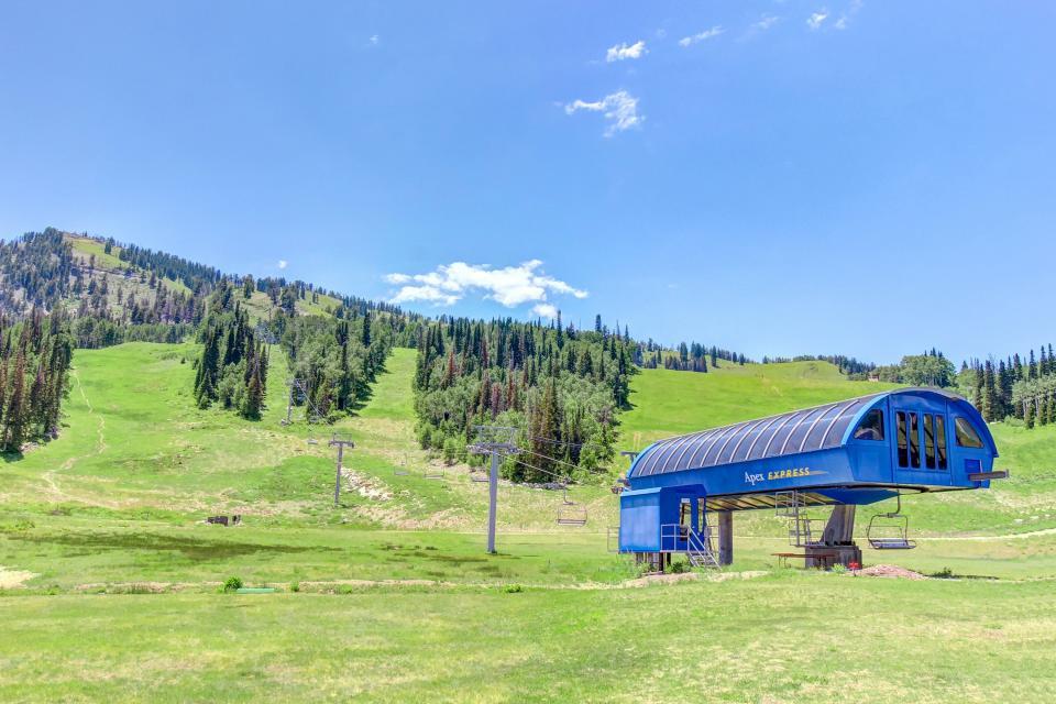 Eagle Springs East 106 - Solitude Vacation Rental - Photo 10