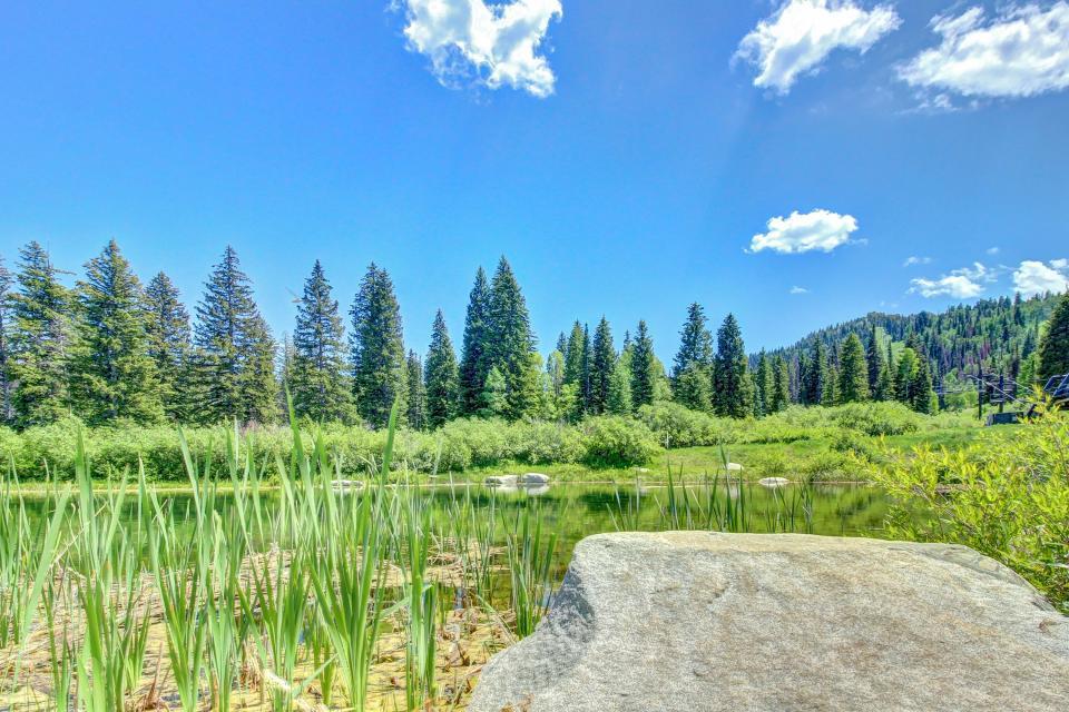 Eagle Springs East 106 - Solitude Vacation Rental - Photo 9