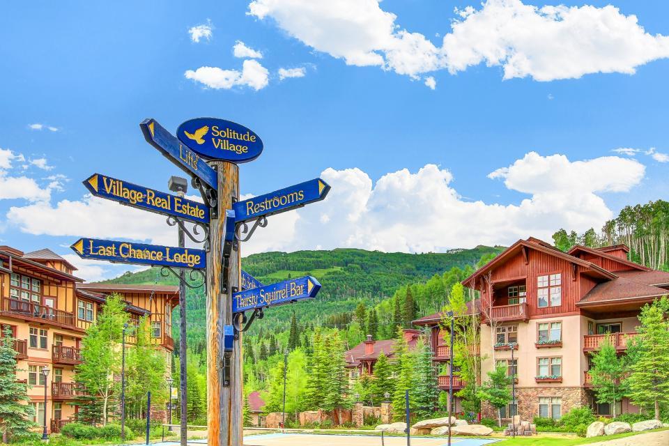 Eagle Springs East 106 - Solitude Vacation Rental - Photo 1