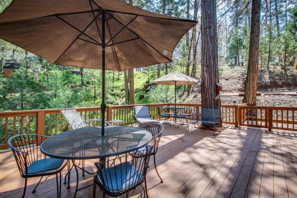 Quiet Forest Getaway - Groveland Vacation Rental - Photo 27