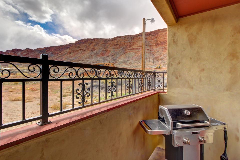 La Dolce Vita Villa's - Roca Roja - Moab Vacation Rental - Photo 4