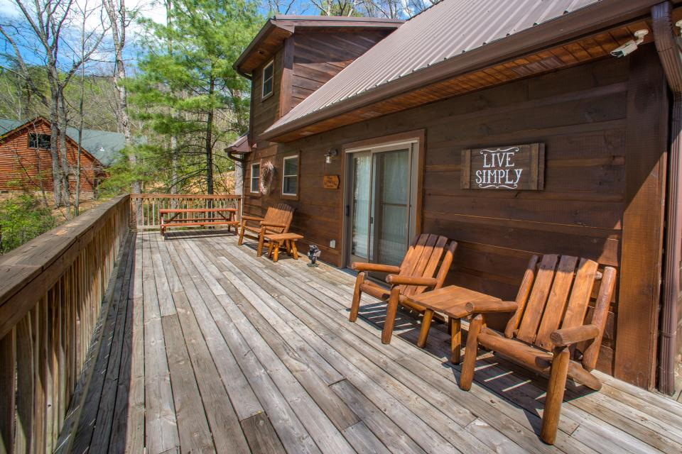 Two Bears  - Sevierville Vacation Rental - Photo 35