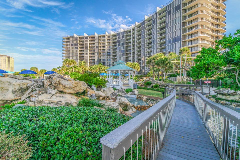 Edgewater Golf Villa 1509 - Panama City Beach Vacation Rental - Photo 3