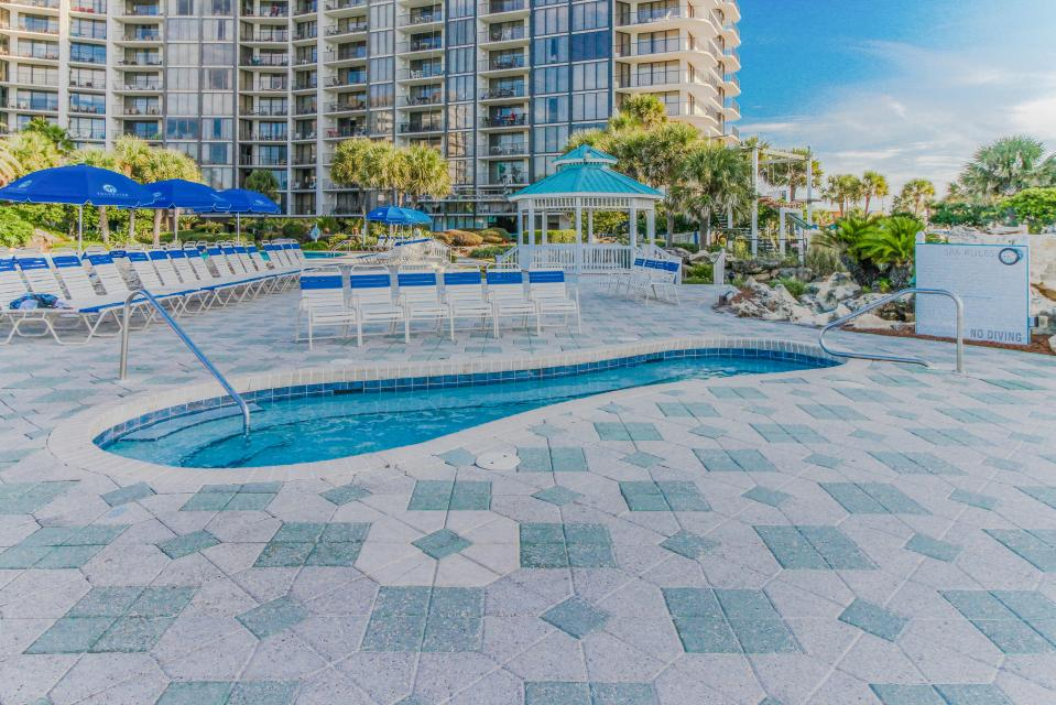 Edgewater Golf Villa 1509 - Panama City Beach Vacation Rental - Photo 29