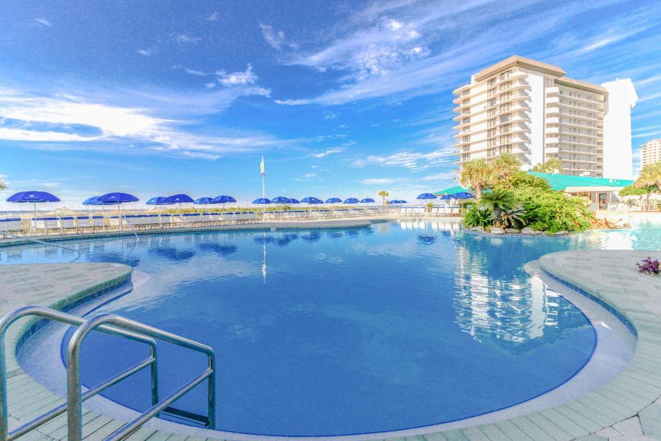 Edgewater Golf Villa 1509 - Panama City Beach Vacation Rental - Photo 2