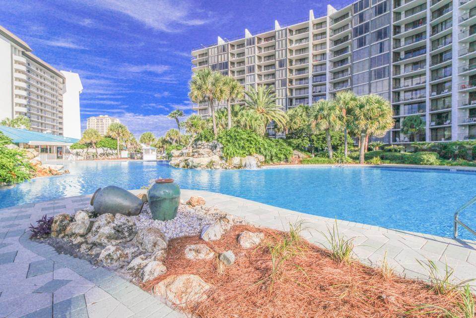 Edgewater Golf Villa 1209 - Panama City Beach Vacation Rental - Photo 32