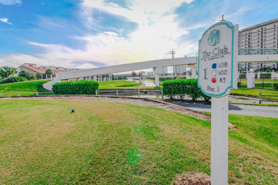 Edgewater Golf Villa 1209 - Panama City Beach Vacation Rental - Photo 3