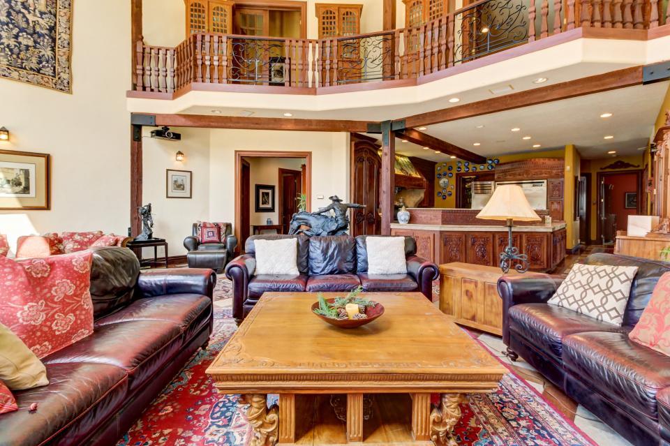 Stone Hill Retreat  - Midway Vacation Rental - Photo 12