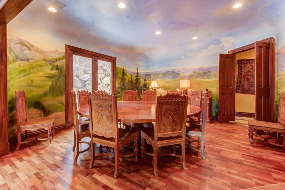 Stone Hill Retreat  - Midway Vacation Rental - Photo 32