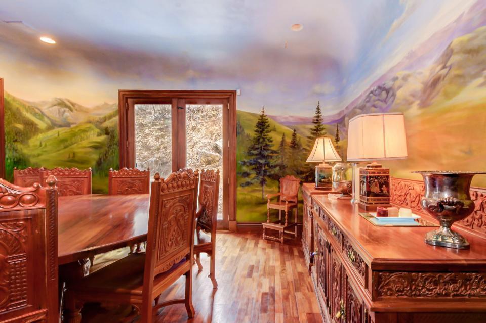 Stone Hill Retreat  - Midway Vacation Rental - Photo 33